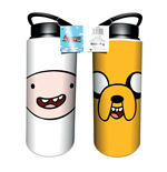 Adventure Time Trinkflasche Finn & Jake