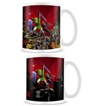 Legend of Zelda Tasse mit Thermoeffekt Battle