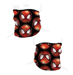 Spider-Man Schlauchtuch Snood Faces