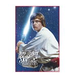 Star Wars Fleecedecke Luke Skywalker 100 x 150 cm