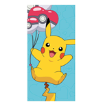 Pokemon Handtuch Pikachu & Party Balloons 140 x 70 cm