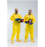 Breaking Bad Actionfiguren 1/6 Heisenberg & Jesse Pinkman Hazmat Suit 30 cm