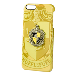 Harry Potter iPhone 6 Plus PVC Schutzhülle Hufflepuff Crest