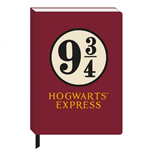 Harry Potter A5 Notizbuch Gleis 9 3/4