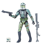 Star Wars Episode III Black Series Actionfigur Clone Commander Gree 2017 Exclusive 15 cm