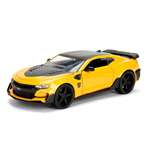 Transformers The Last Knight Diecast Modell 1/24 Bumblebee Chevrolet Camaro