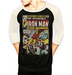 T-Shirt Iron Man 274554