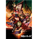 Poster Kabaneri of the Iron Fortress 275234