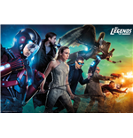 Poster Legends of Tomorrow 275237