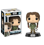 Star Wars Rogue One POP! Vinyl Wackelkopf-Figur Young Jyn Erso 9 cm