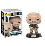 Star Wars Rogue One POP! Vinyl Wackelkopf-Figur Weeteef Cyubee 9 cm