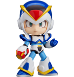 Mega Man X Nendoroid Actionfigur Maverick Hunter X Full Armor 10 cm