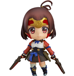 Kabaneri of the Iron Fortress Nendoroid Actionfigur Mumei 10 cm