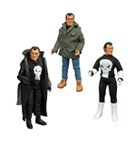 Marvel Retro Actionfigur The Punisher Limited Edition Collector Set 20 cm