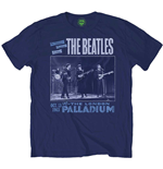 The Beatles T-Shirt für Männer - Design: Palladium