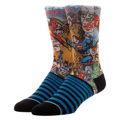 Socken Justice League