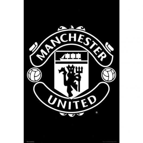 Poster Manchester United FC 277357