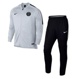 Trainingsanzug Paris Saint-Germain 2017-2018 (Grau)