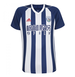 Trikot 2017/18  West Bromwich Albion 2017-2018 Home