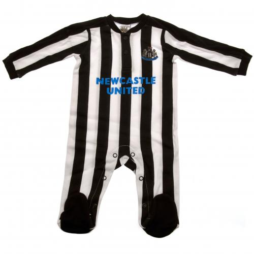 Pijama Newcastle United 12/18 Monate.