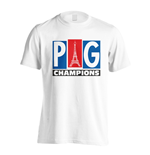T-Shirt Paris Saint-Germain (Weiss)