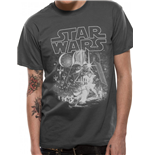 T-Shirt Star Wars - Classic New Hope