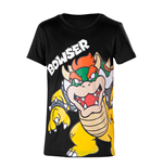 T-Shirt Nintendo - Bowser Kids