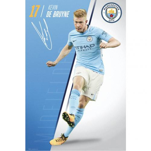 Poster Manchester City FC