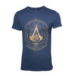 T-Shirt Assassins Creed - Origins Golden Crest