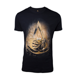T-Shirt Assassins Creed - Hieroglyph Crest