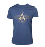 T-Shirt Assassins Creed  - Golden Crest