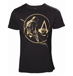 T-Shirt Assassins Creed Origins - Golden Bayek & Crest