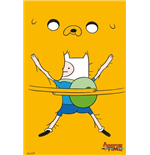 Poster Adventure Time 279085