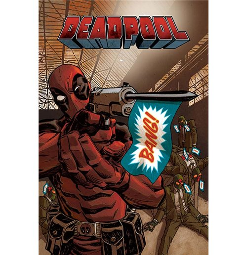 Poster Deadpool  - Bang - 61X91,5 Cm