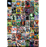 Poster Superhelden DC Comics 279139