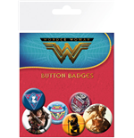 Brosche Wonder Woman 279169