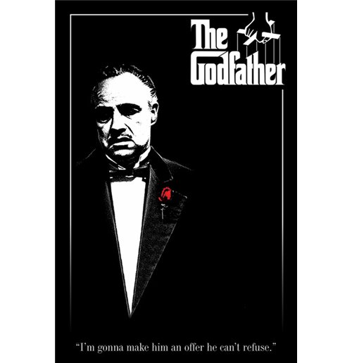 Poster The Godfather 279191