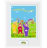 Kunstdruck Teletubbies 279199