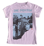 One Direction T-Shirt für Frauen - Design: Take Me Home