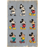 Poster Mickey Mouse 279331