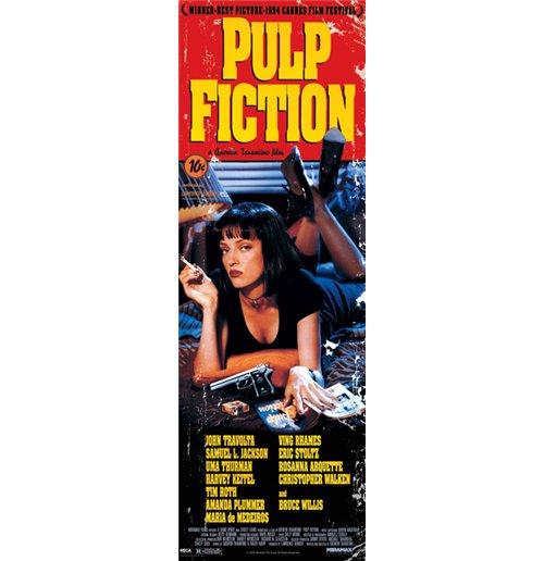 Poster Pulp fiction 279344