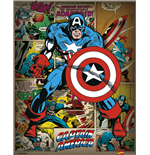 Poster Captain America  279380