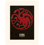Kunstdruck Game of Thrones  279610