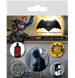 Brosche Batman vs Superman 279911