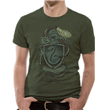 T-Shirt Harry Potter  - Slytherin