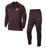 Trainingsanzug Barcelona 2017-2018 (Bordeaux)