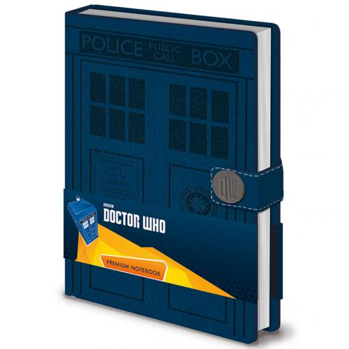 Notizblock Doctor Who  280134