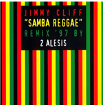 Vinyl Jimmy Cliff - Samba Reggae