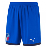 Shorts Italien Fussball 2018-2019 Home (Blau)