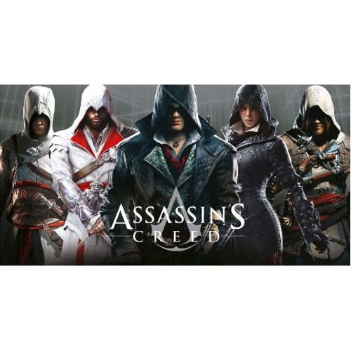 Badzubehör Assassins Creed